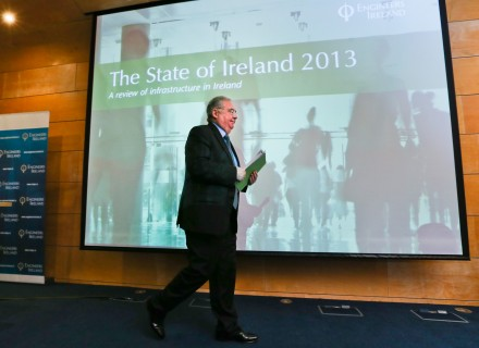 State of Ireland Report Launch 2013